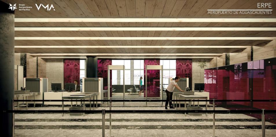 La seguridad del aeropuerto será reforzada y se incrementará la eficiencia