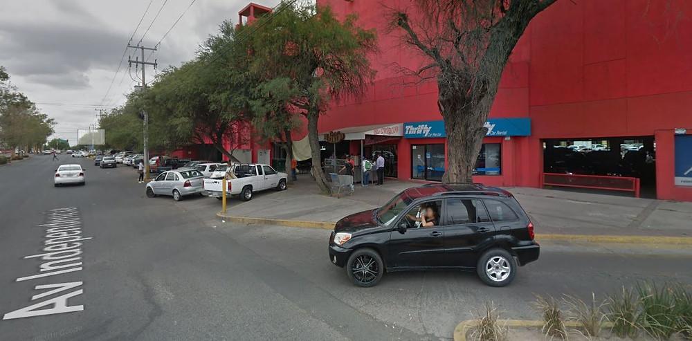 mezquitera en Aguascalientes