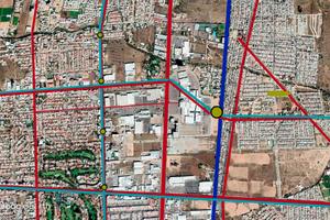 Centralidad Urbana altaria aguascalientes