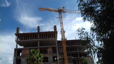 Construcción San Telmo Sky Residence