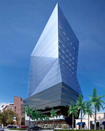 Proyecto Arquitectónico de torre Universidad
