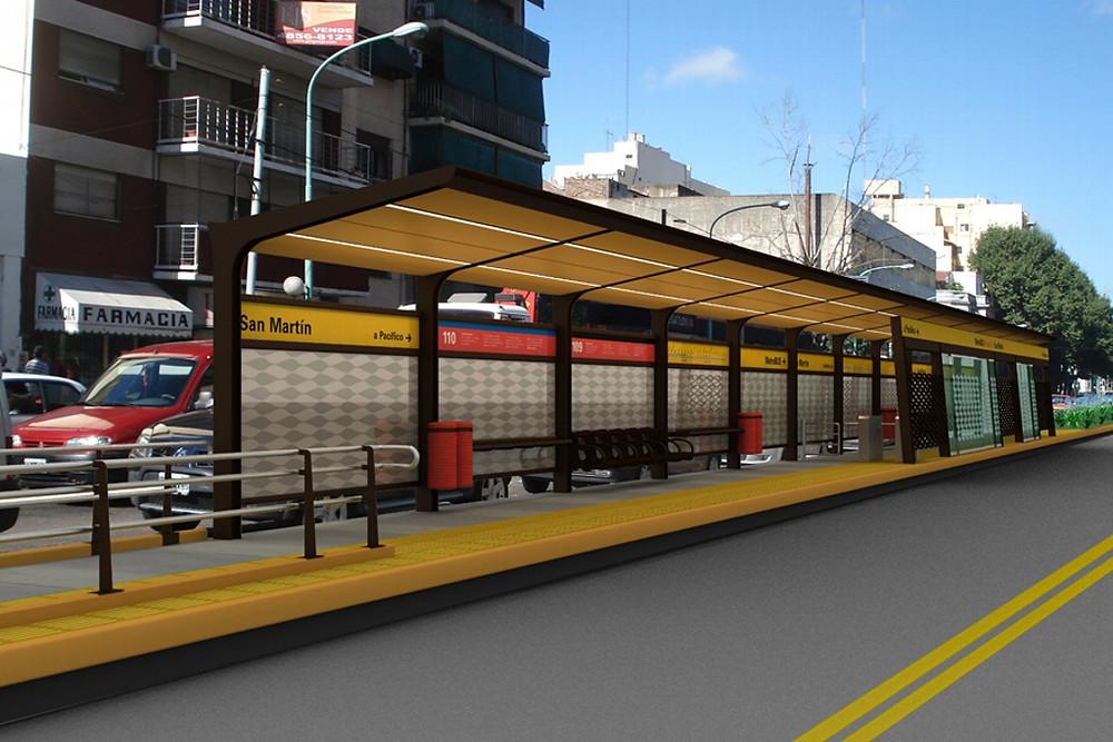 Aguascalientes BRT station