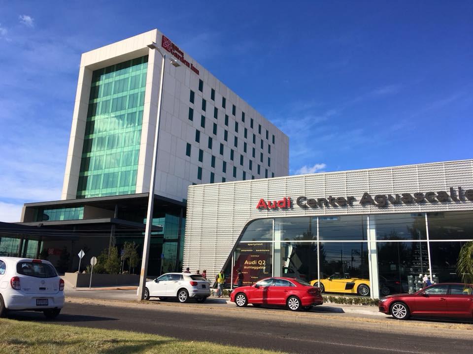 Hotel Hilton Garden Inn en Colosio en Aguascalientes