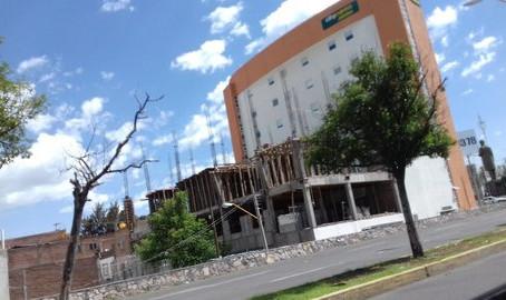 Nuevo hotel en glorieta de benito juarez