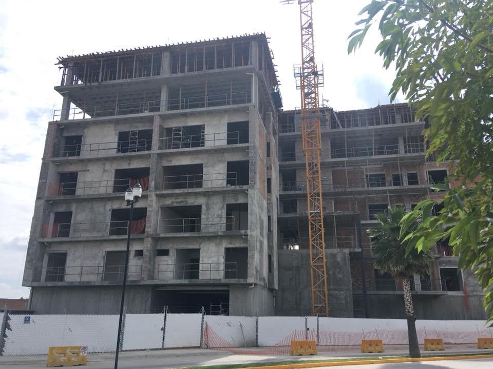 San Telmo Living departamentos en construcción