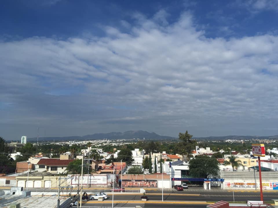 Vista aerea de Aguascalientes