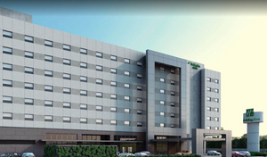 Proyecto arquitectónico del hotel Holiday Inn & Suites Aguascalientes