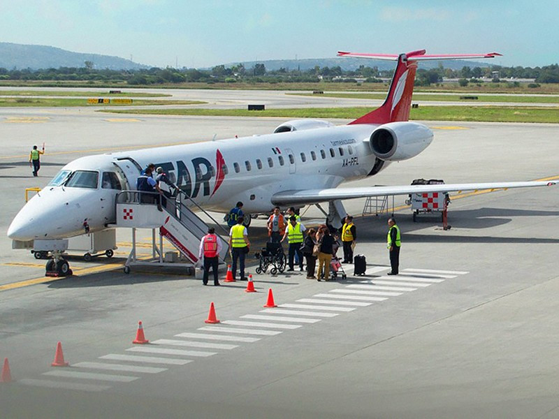 nuevos vuelos ags