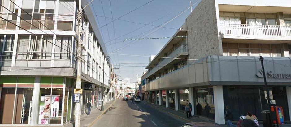 Definición Espacial de las calles como criterio de diseño