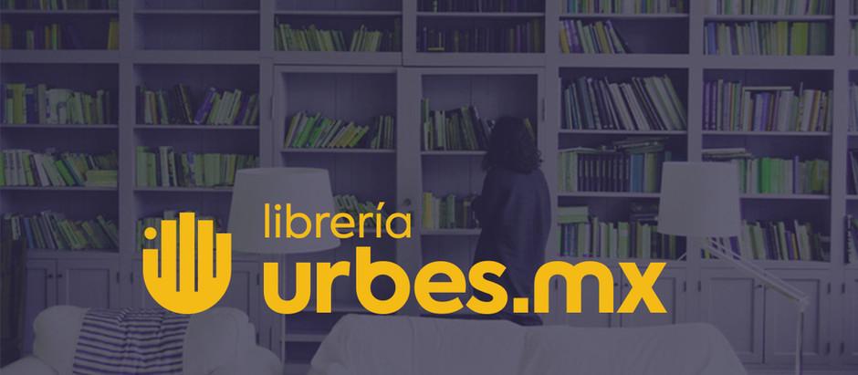 Lanzamos librería Urbes.mx
