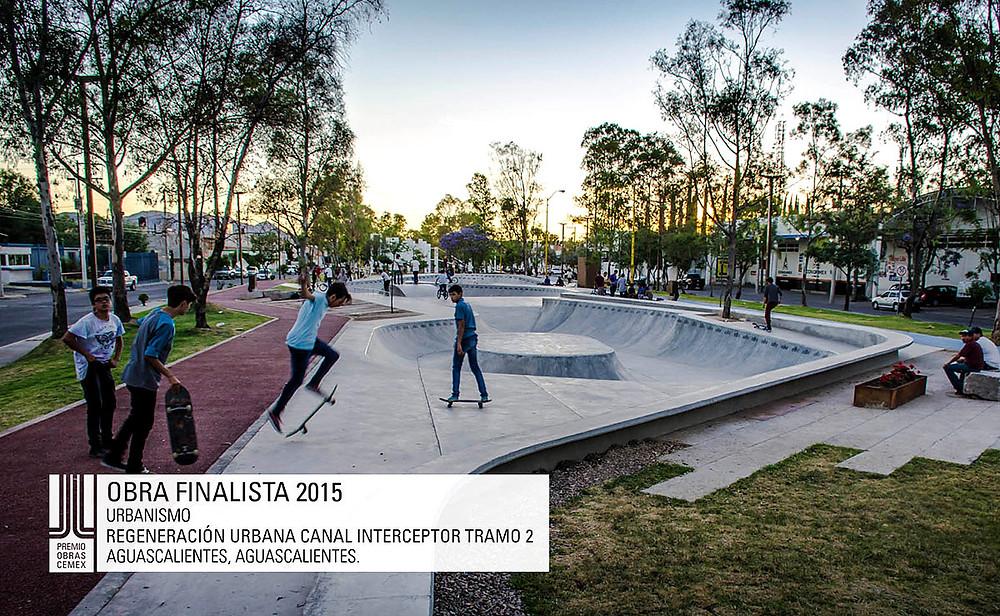 vida urbana en Aguascalientes