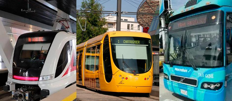 Transporte público masivo, las opciones para Aguascalientes
