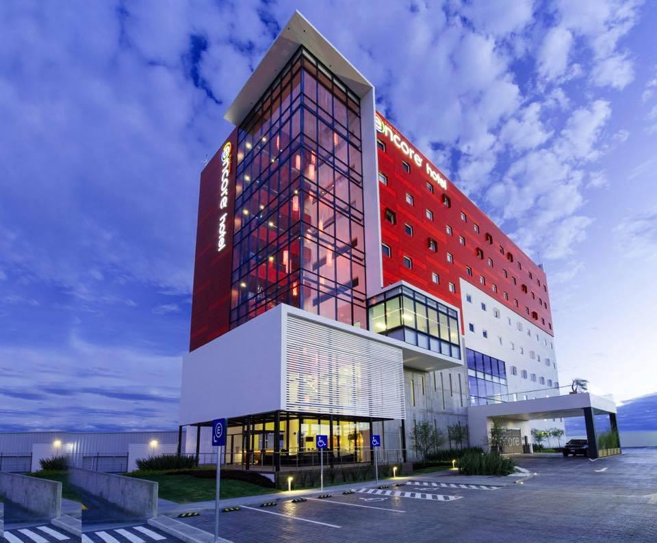 Hoteles modernos en aguascalientes