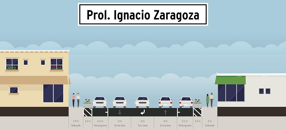 Intervención urbana en Aguascalientes