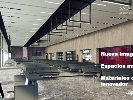 La ampliación del aeropuerto Internacional de Aguascalientes