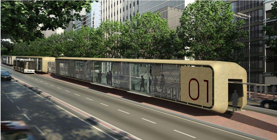 mejor estacion de BRT