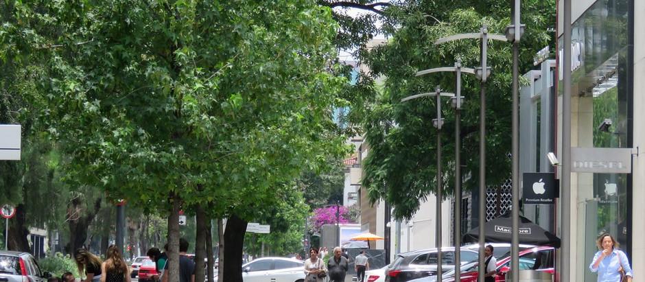 Una ciudad vertical empieza con la planta baja
