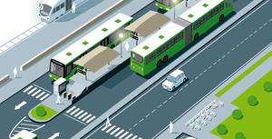 nuevas lineas de camion aguascalientes