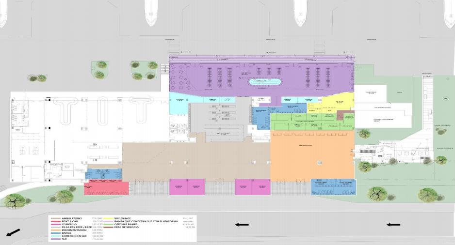 Proyecto de remodelación del Aeropuerto de Aguascalientes
