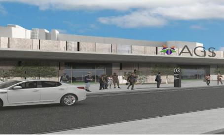 Aeropuerto: Remodelación de la terminal