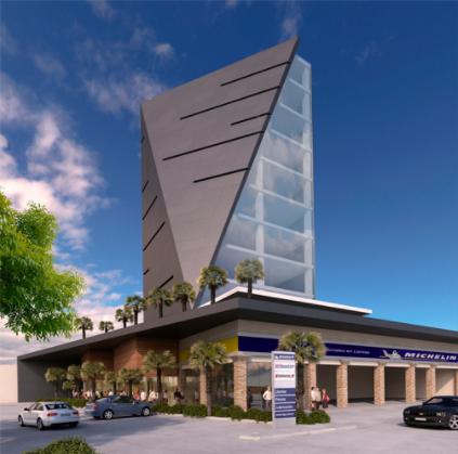 Proyecto Arqutectonico de corporativo LLDL en Aguascalientes