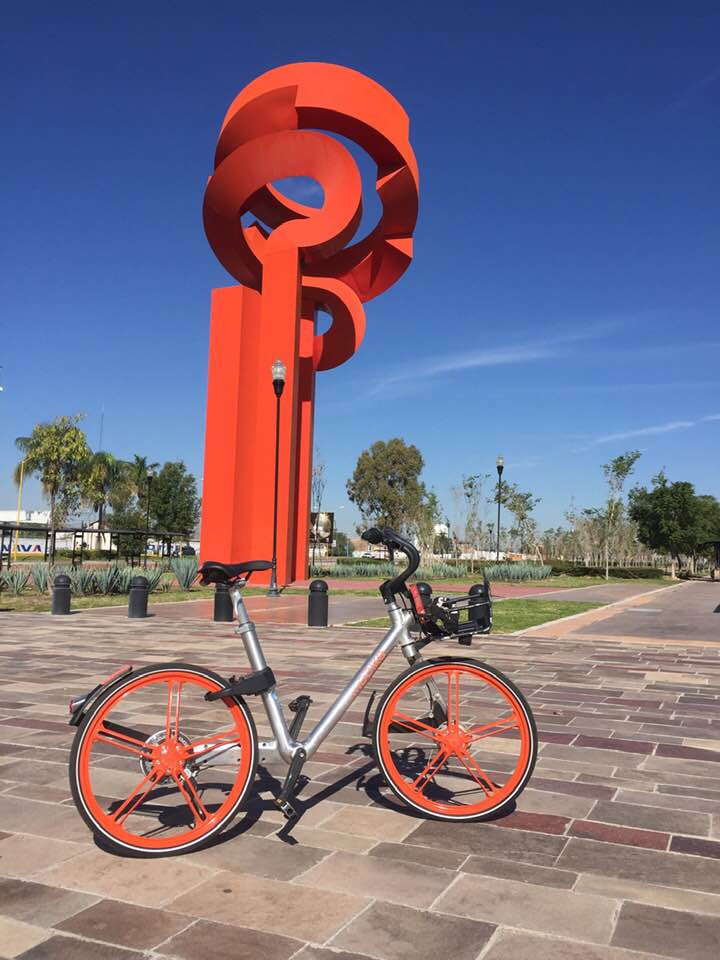 bicicletas publicas aguascalientes
