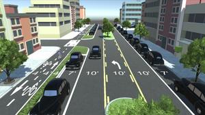 Intervenciones urbanas en avenidas