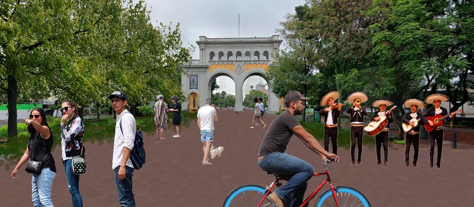 Extensión de la Línea 2 de tren ligero: Oportunidades para el espacio público (I)