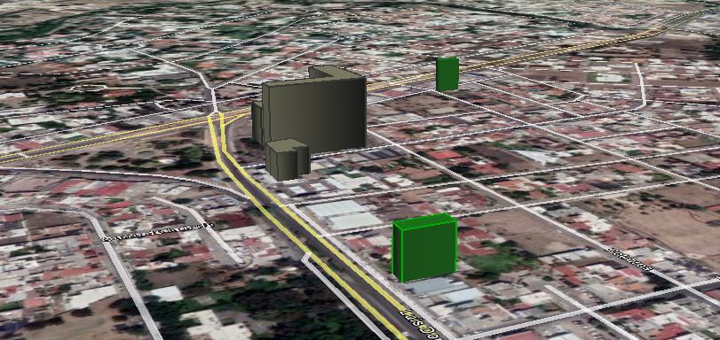 Edificios en construccion Colosio Aguascalientes