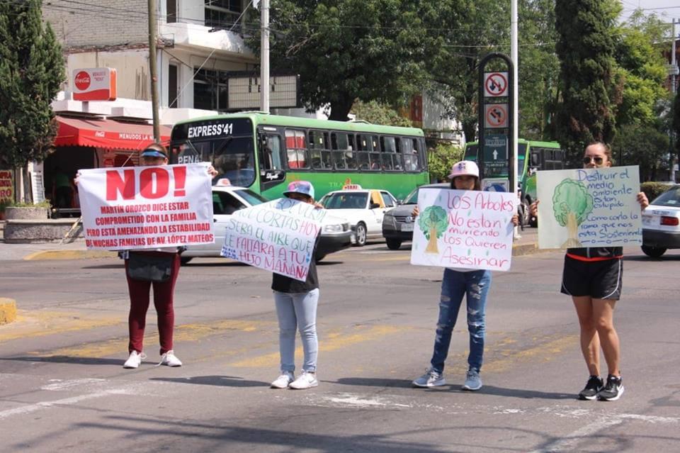 protestas en aguascalientes