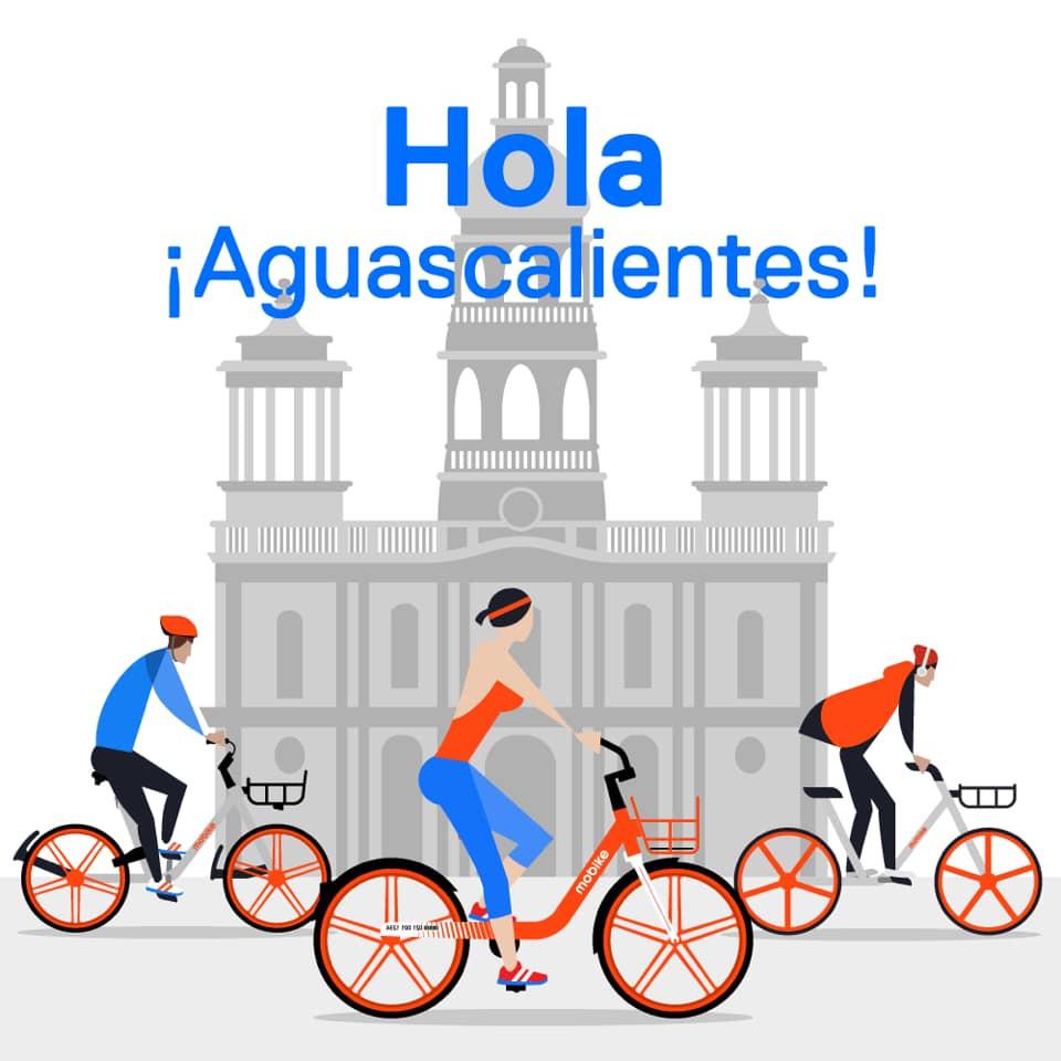 Mobike Aguascalientes