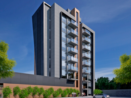 Proyecto vertical: st. angelo lofts
