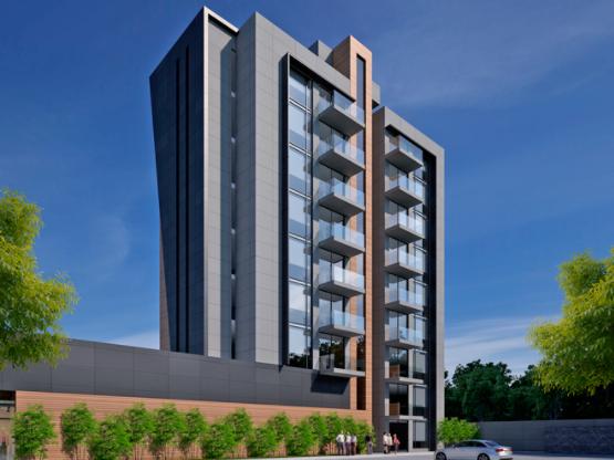 Proyecto arquitectónico vertical St Angelo Lofts
