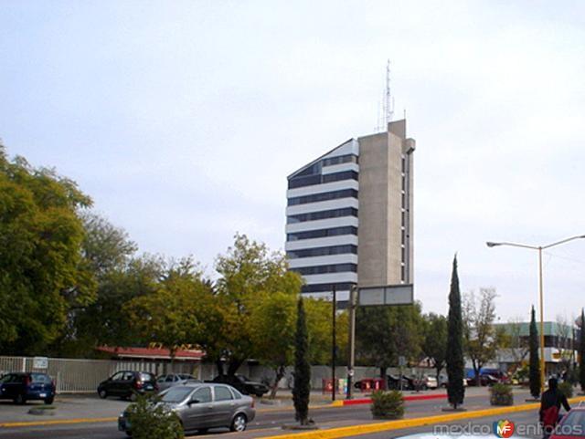 Viejo edificio del Condominio Aguascalientes