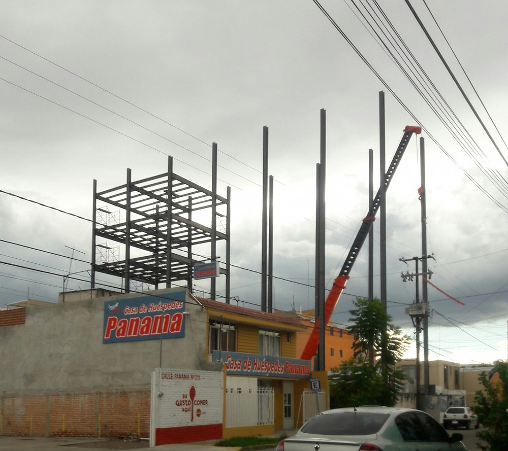 construccion republica de panama