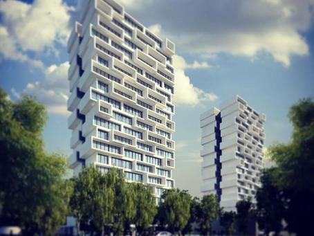 ¿Serán estos los nuevos edificios más altos de Aguascalientes?