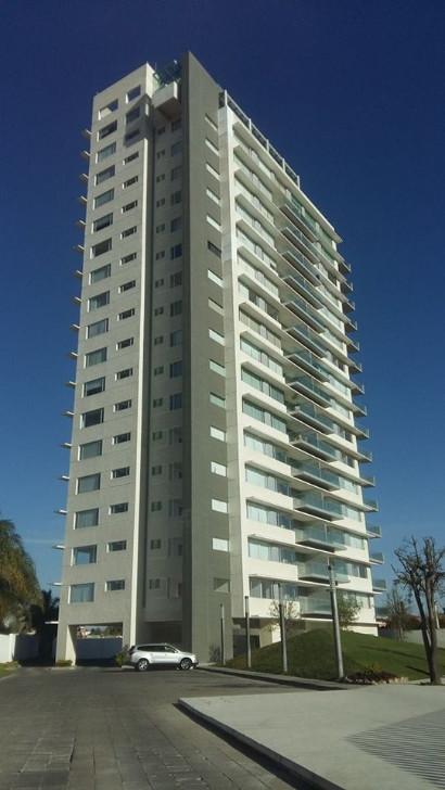 Terzetto es el edificio más alto de Aguascalientes