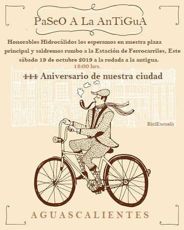 tweed ride aguascalientes