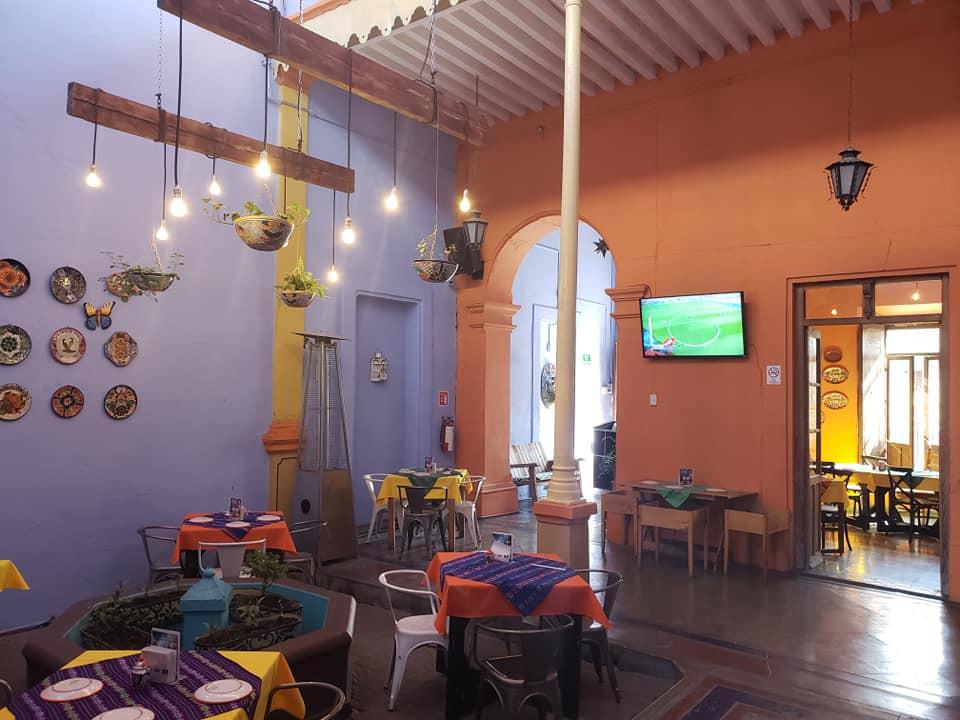 Mercadito gastronómico colón pet firendly en Aguascalientes