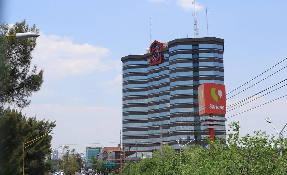 Por muchos años la Torre Plaza Bosques fue la torre más alta en la ciudad