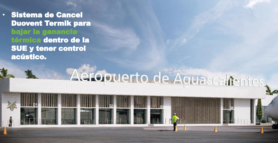 Nuevo aeropuerto Aguascalientes