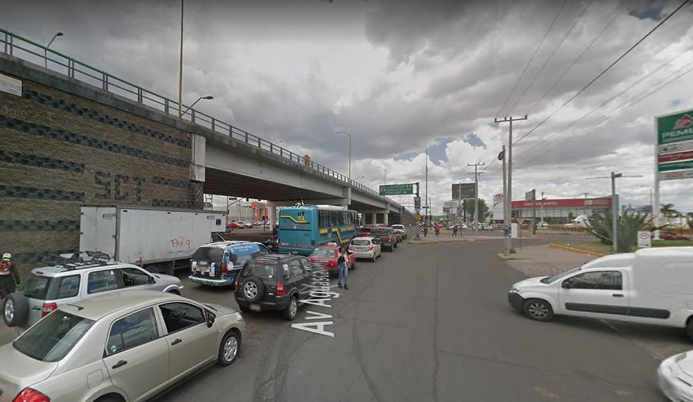 Degradación urbana en Aguascalientes