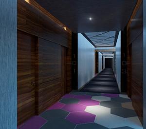 Remodelación interior del hotel Aguascalientes
