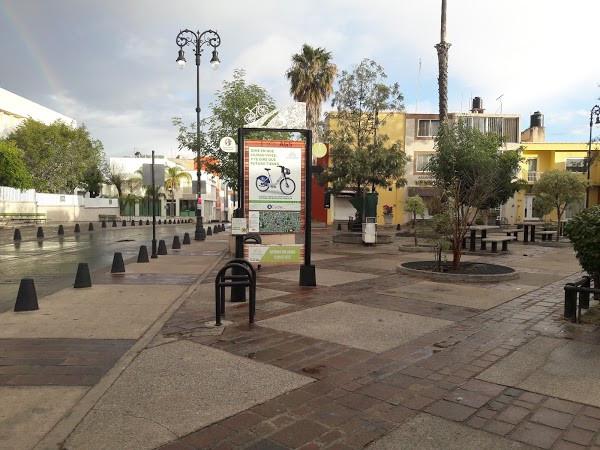 Jardín Miguel Hidalgo ags