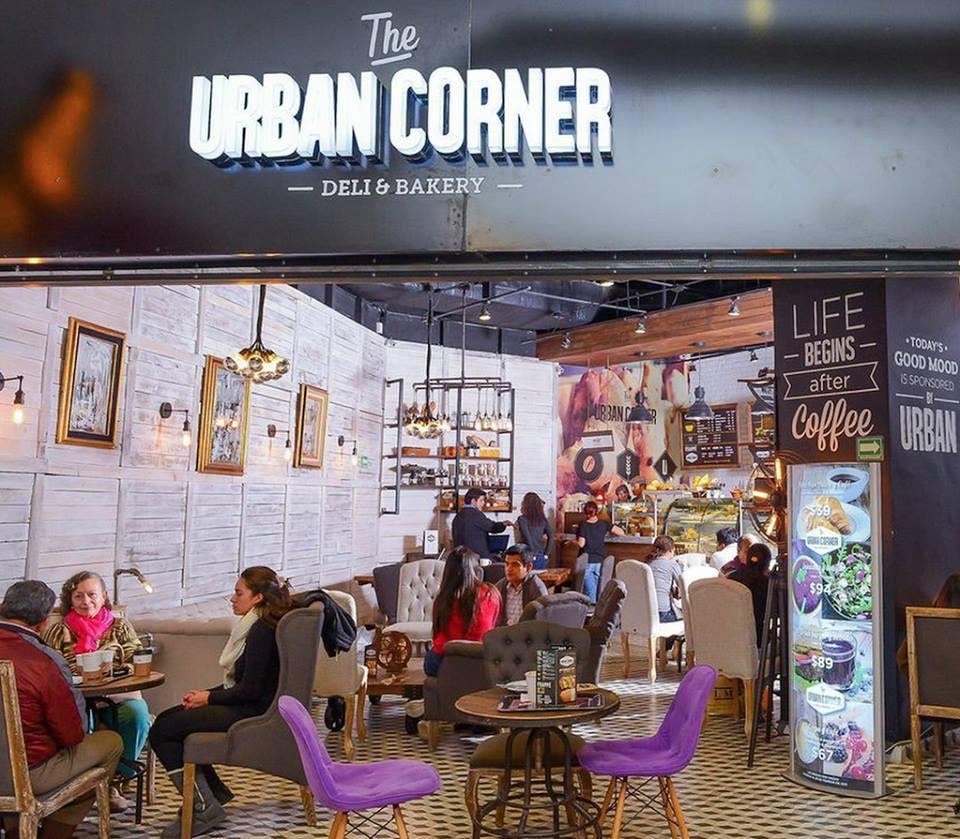 sucursal de the urban corner