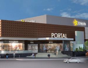 centro comercial portal Aguascalientes