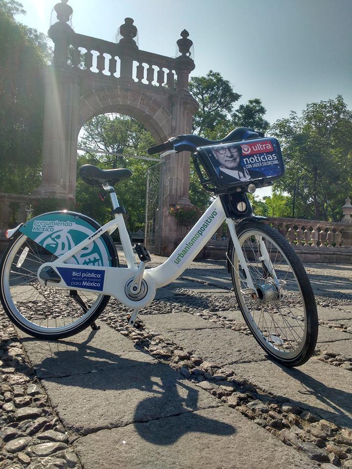 Las bicicletas públicas son un eje en la movilidad multimodal