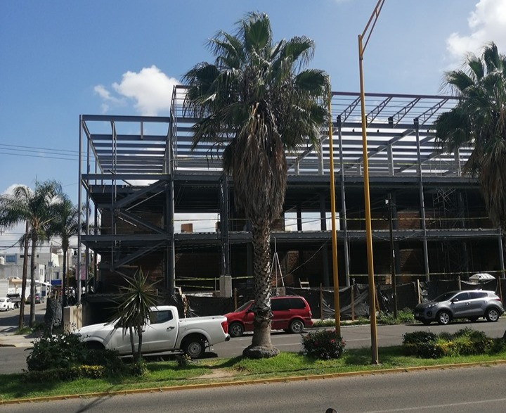 edificio comercial en aguascalientes