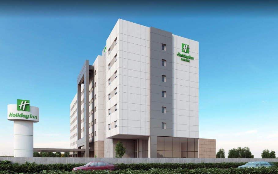 Proyecto arquitectónico del hotel Holiday Inn & Suites Aguascalientes