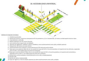 Propuesta de accesibilidad universal en el espacio público en Aguacalientes